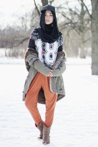hijab - sporty