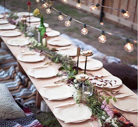 25 Best Ideas About Bamboo Plates Wedding On Pinterest
