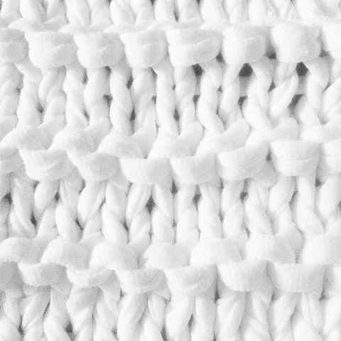 Knit texture #bobbiny #white #knitting  #yarn #knitstagram #handmade #useyourhands #tshirtyarn #madewithlove #diy