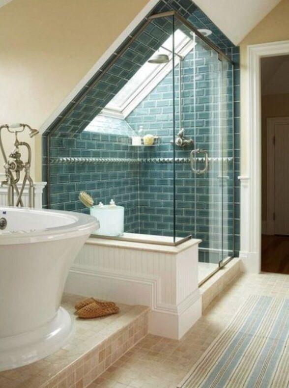 39 best salle de bains images on Pinterest Architecture, Bathroom - Salle De Bain En Siporex