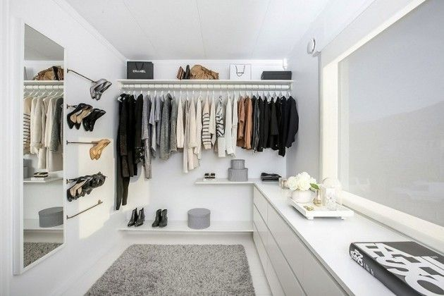 11 Clever Storage Ideas for the Closet from the Chalkboard Mag