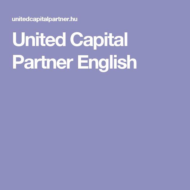 United Capital Partner English