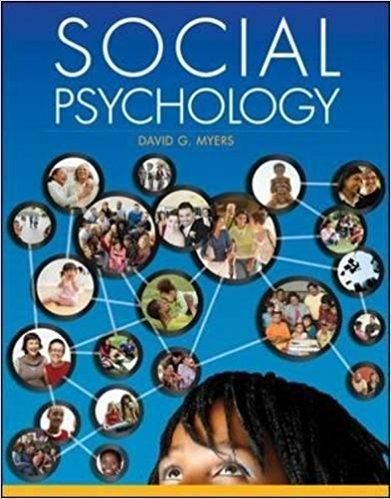 Social Psychology Ebook