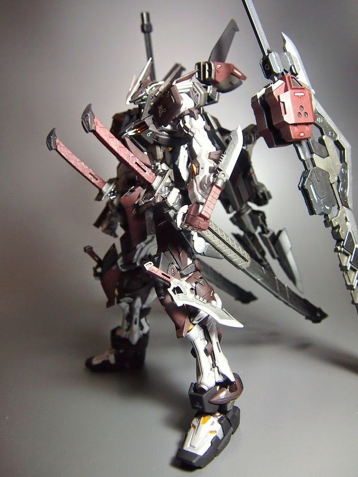 mg 1 100 gundam astray red frame shinobu custom build gundam kits collection news and. Black Bedroom Furniture Sets. Home Design Ideas