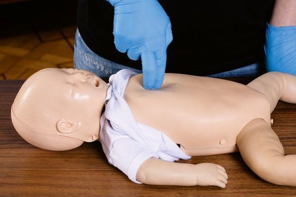 resuscytacja niemowlaka
