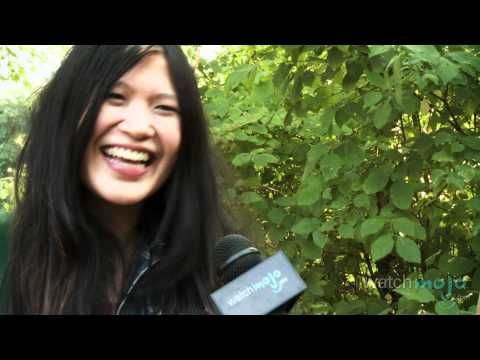 Interview with The Pains of Being Pure at Heart. Peggy!!