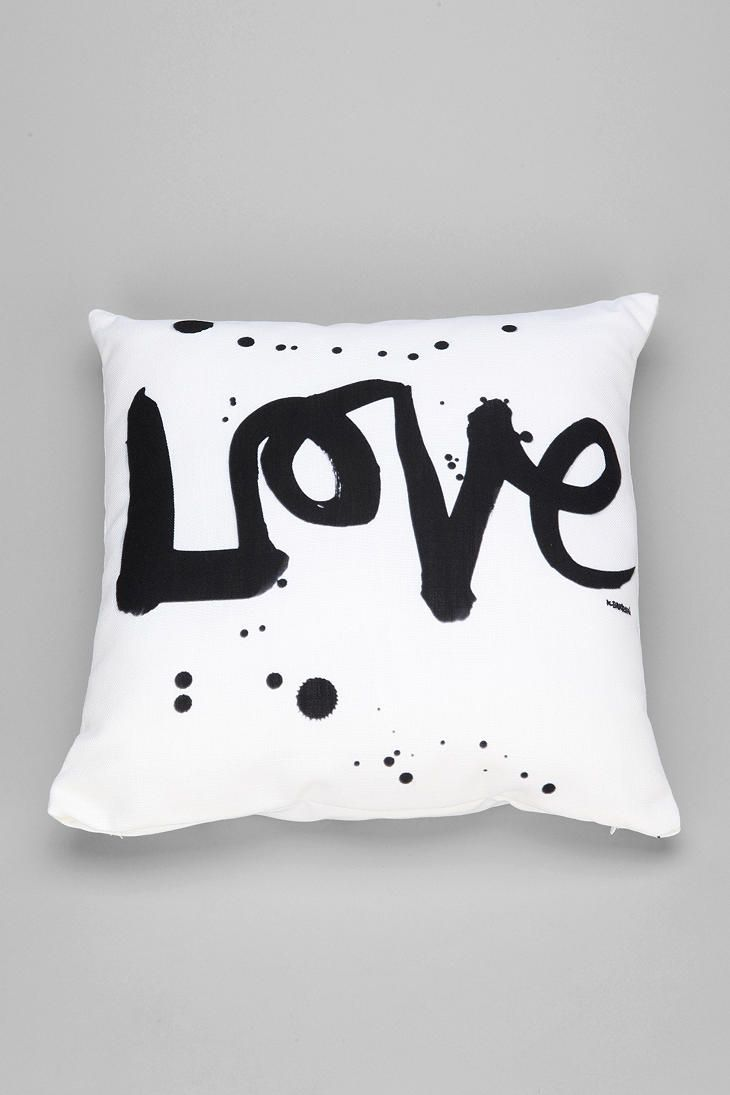 shop kal barteski for deny love 1 pillow at urban outfitters today we carry all the latest styles colors and brands for you to choose from right here
