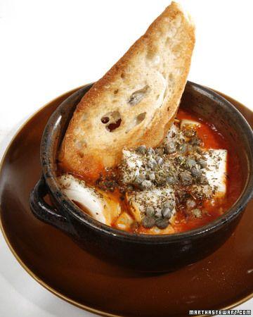 Baccalà - http://dld.bz/debSn - An Italian Christmas tradition via @Martha Stewart Living #fish #Italian #holiday