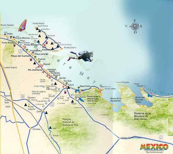 porto morales mexico | Puerto Morelos, Quintana Roo ...