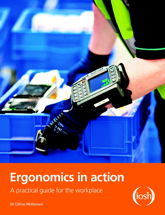 Ergonomics in action: a practical guide for the workplace is a very user-friendly introduction to this fundamental topic, which is vital for the safe and efficient running of any workplace. It's written in a clear, jargon-free style and gives straightforward explanations and practical examples.