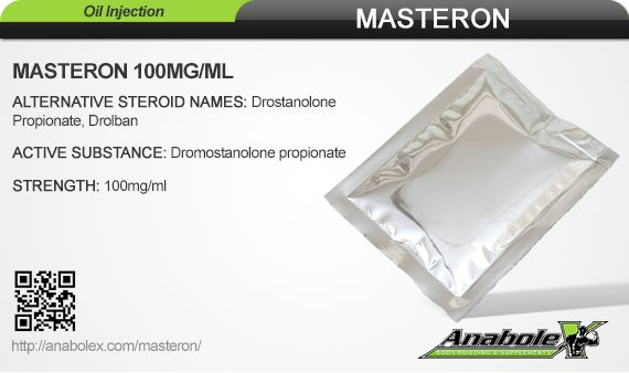 Masteron is an anabolic/androgenic steroid which is the propionate ester of drostanolone. It is known to be androgenic and anabolic. It is incapable of aromatization and has similar properties to dihydrotestosterone. Visit our website to learn more.