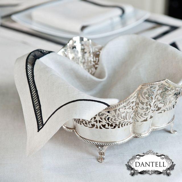 Özel gün sofralarınız için en şık modeller Dantell kalitesiyle evinize geliyor.