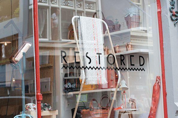 hipshops Amsterdam - RESTORED
