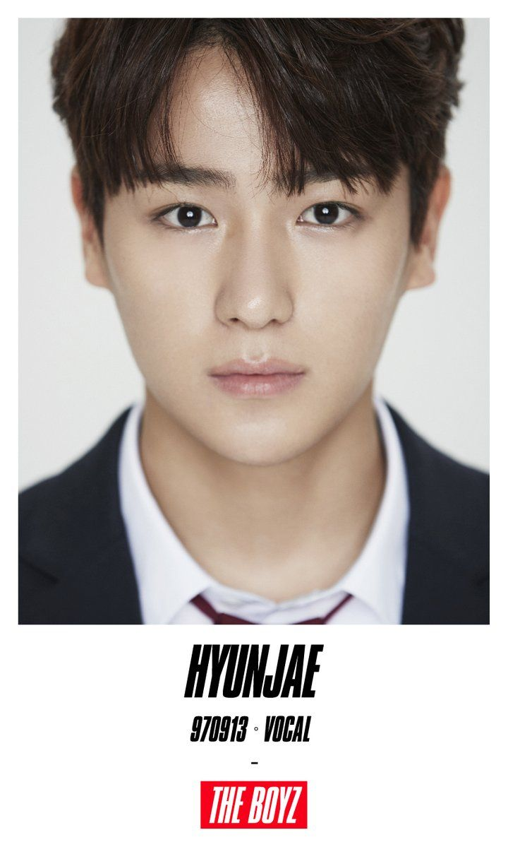 더보이즈 The Boyz - Hyunjae (Creker Entertainment)