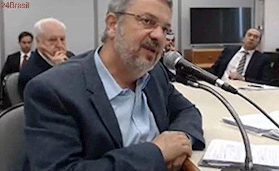 Sérgio Moro condena o ex-ministro Antônio Palocci a 12 anos de prisão