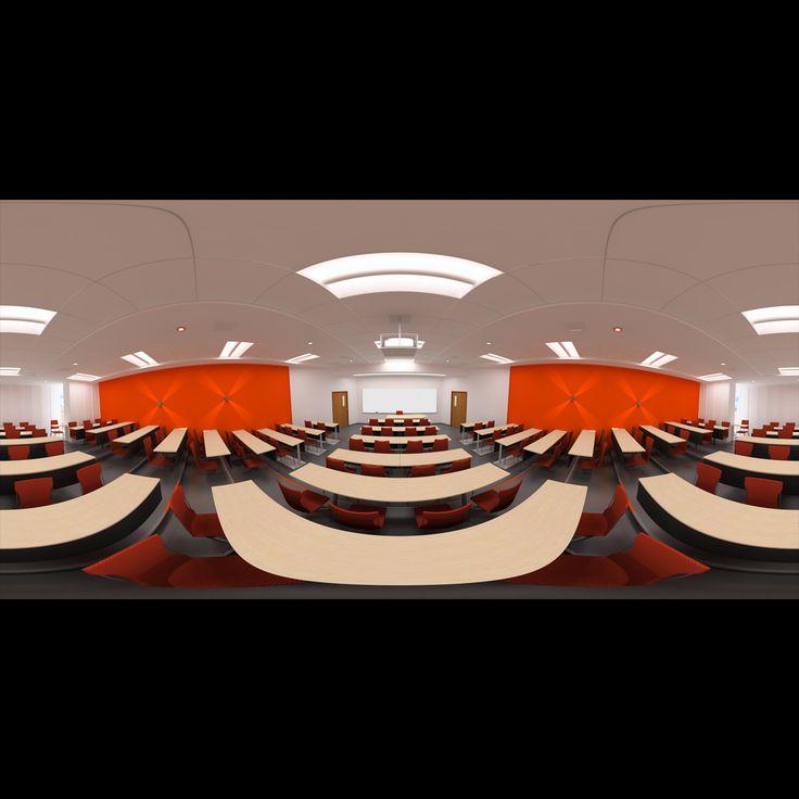 3D MODEL: https://www.turbosquid.com/3d-models/3ds-max-university-school-laboratory/681469?referral=cermaka