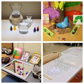 I LEARNED IT IN KINDERGARTEN!: Provocation Tables