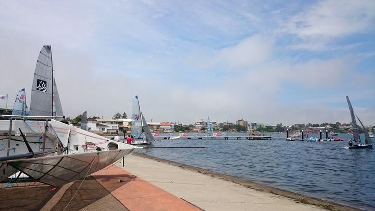 setting sail ATB Morton