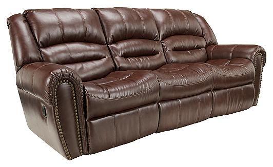 Wesley - Sienna Reclining Sofa Ashley Furniture