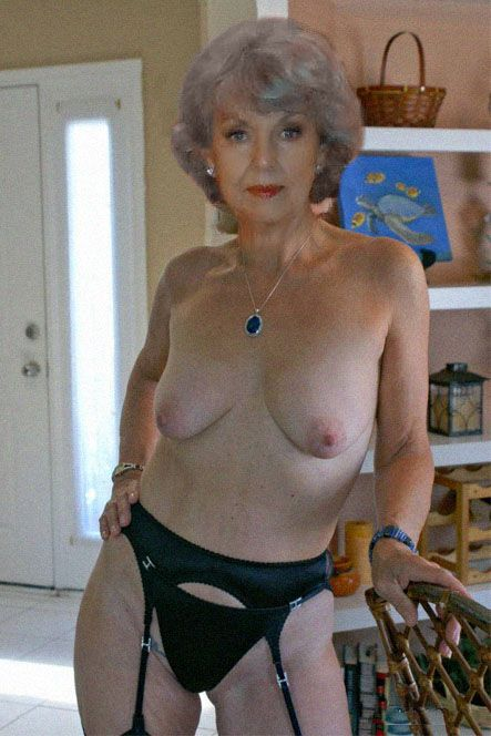 Sexy white haired mom fucking boys friends jp spl 5