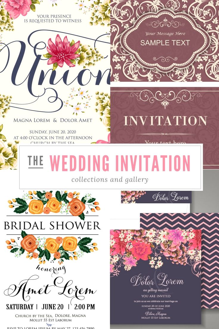 Cost Free Wedding Invitation Cards Samples Begin To Arranging Your Wedding Event Invitation Today Wedding Ceremony Invitations