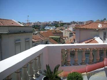Apartamento de dois quartos para alugar em Lisboa em Lisboa