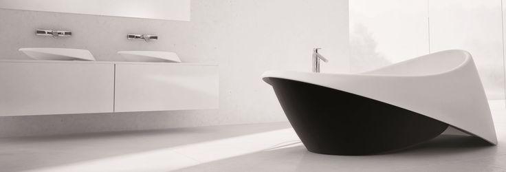 Exkluzív szabadonálló kádak a Marmorintól, kollekcióban is! #marmorin #exclusive #bathtube #bathroom #bath #design #freedom #beauty #white #minimal #style #idea #collection