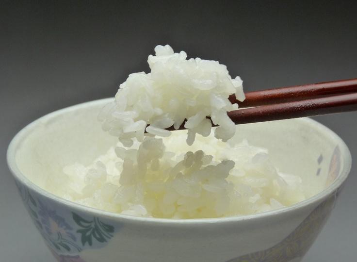 本荘米-由利本荘市は、米どころ秋田の中でも特においしいお米の産地です。 Delicious rice