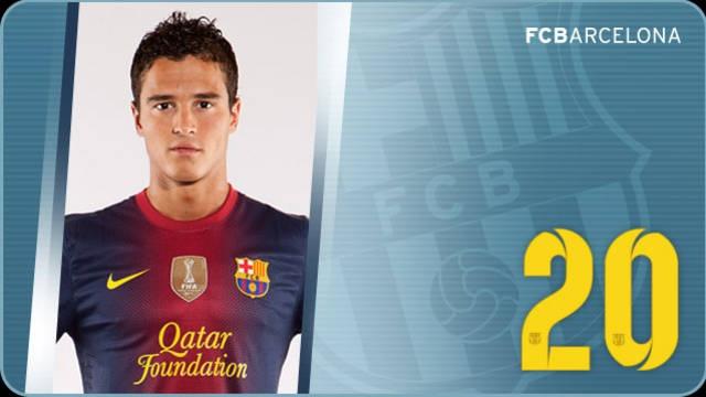 Afellay - Ibrahim Afellay - Biografía | FC Barcelona
