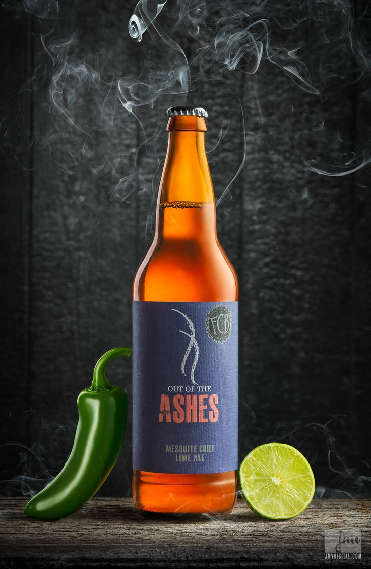 Out of the Ashes seasonal beer - Fort Collins Brewery - Photo by JMVDIGITAL #craftbeer #brewery