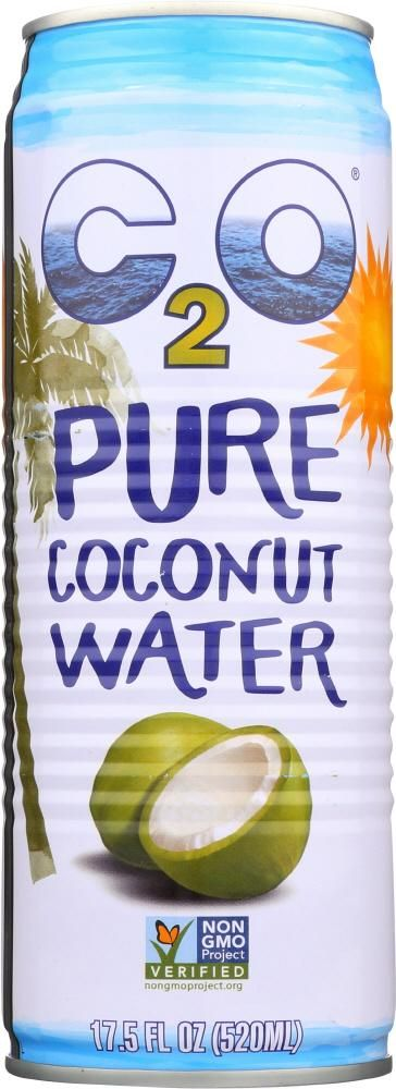 C20: Pure Coconut Water, 17.5 oz
