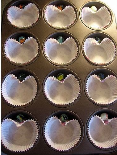 ♥Heart Shaped cupcakes♥Cupcakes Liner, Valentine Day, Heart Shapes, Marbles, Heart Cupcakes, Shape Cupcakes, Baking Cups, Heart Shapped, Cupcakes Rosa-Choqu