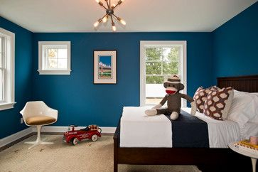Sw Georgian Bay Paint Colors Bedroom Wall Colors Boy