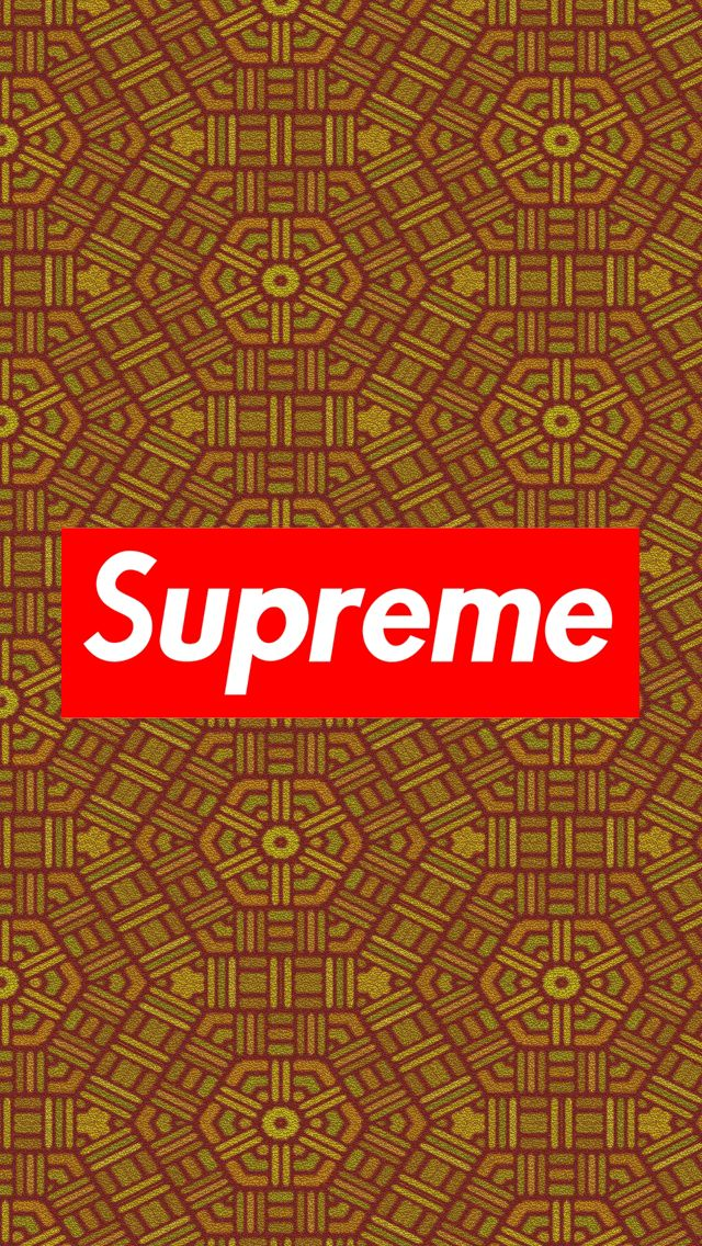 Supreme Casino Wallpaper iPhone 5 by Joey Donaldson (2016)