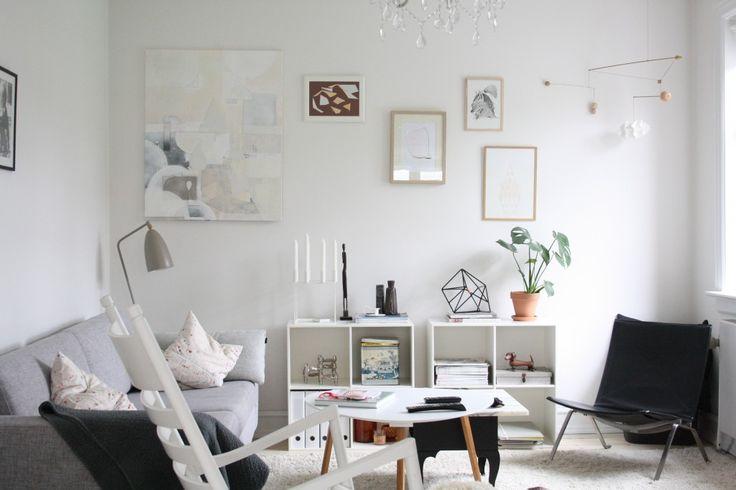Livingroom - nordisk indretning