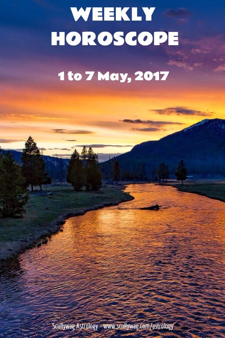 Weekly horoscope may 1 to 7 2017