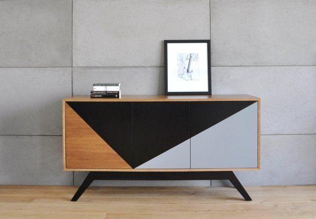 Fotele i stoliki z toczonymi nóżkami, połyskująca politura - moda na estetykę PRL pojawiła się kilka lat temu wraz z falą odświeżania starych mebli. Projektanci z MyBaze.com pokazują, że produkty inspirowane wzornictwem sprzed dekad mogą być jednocześnie bardzo nowoczesne.