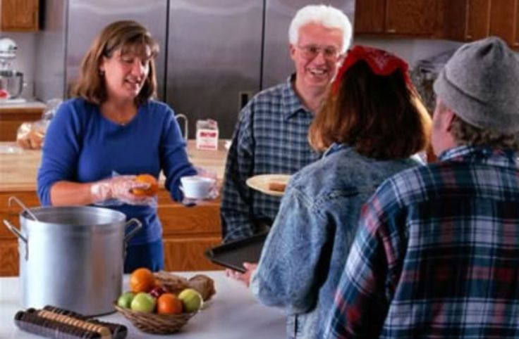A Wonderful Meeting: Indira Breiter-Noro My grade 11 son signed me up to drive a group of students in my mini-van to feed the poor on a regular basis - twice a month at St. Francis's Table. I didn't realize that I was expected to serve and I...