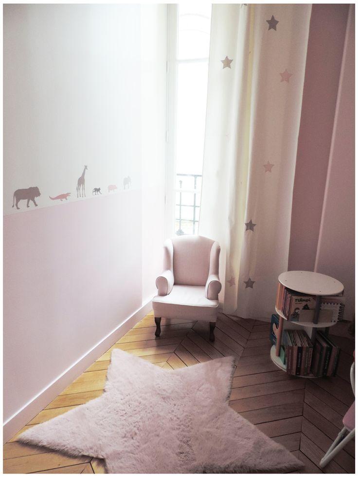 28 best chambre filles images on Pinterest Child room, Kid