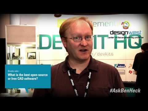 Ask Ben Heck - Best Opensource or Free CAD Software  - drafting software free - http://software.linke.rs/download-software/ask-ben-heck-best-opensource-or-free-cad-software-drafting-software-free/
