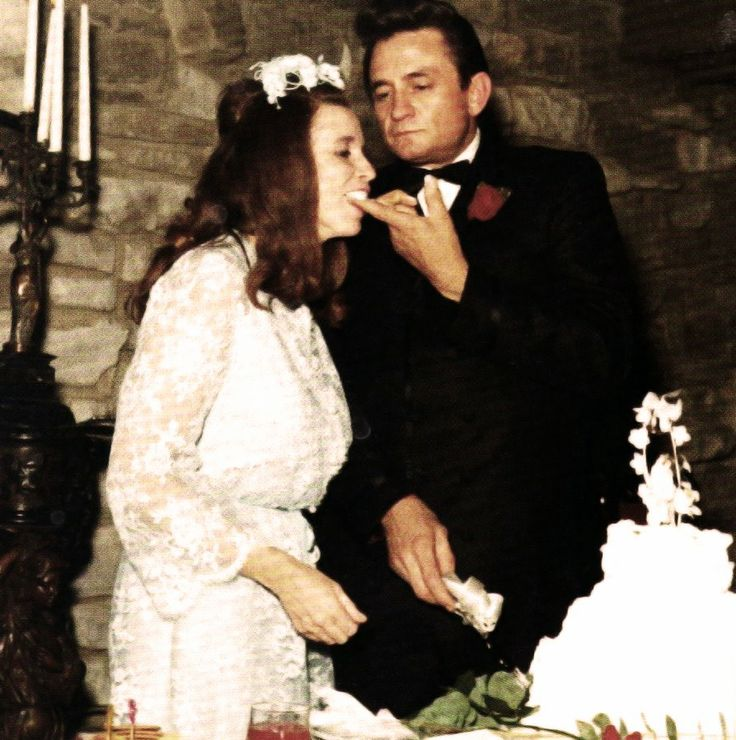 Johnny And June Cash Children Google Search
