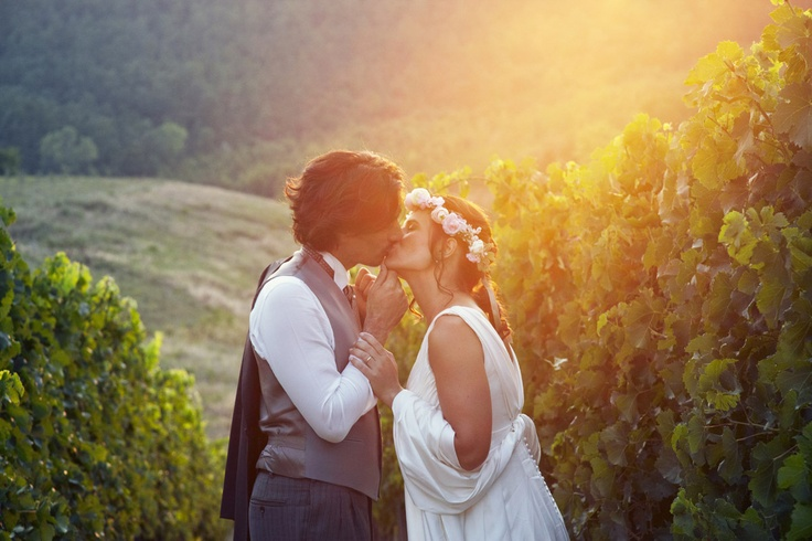 Innocenti Studio - © Innocenti Studio - fotografia & video  #sunset #wedding #tuscany