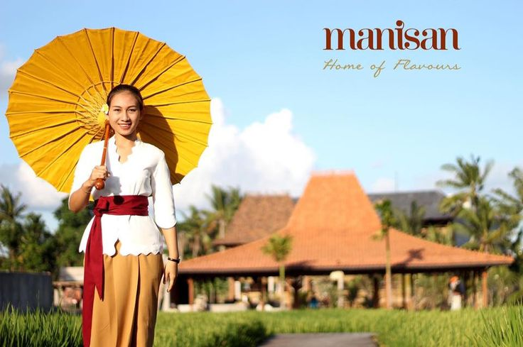 The golden age of sense. Feel the truly beauty of Balinese service courtesy soon!