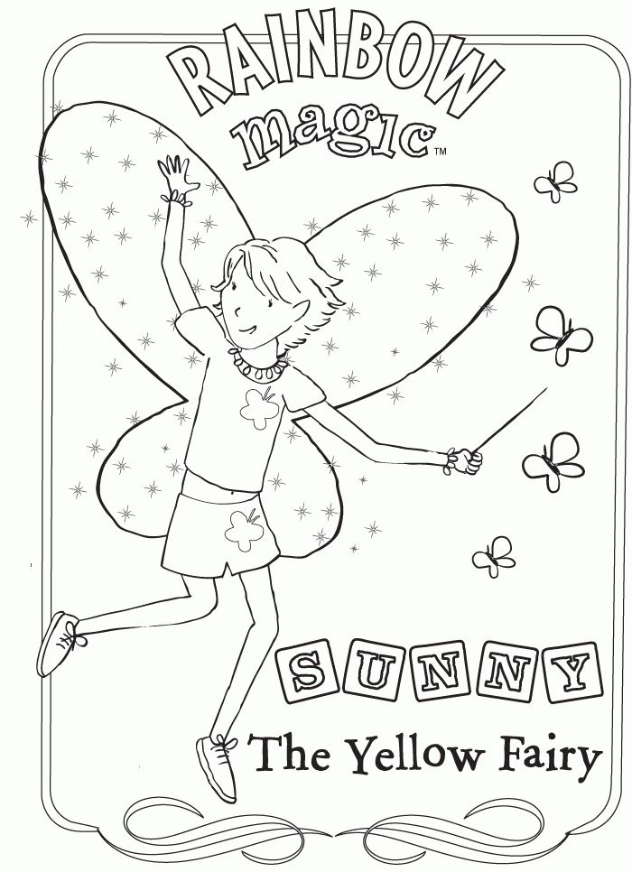 Pin by Holly Rickerby on Printables Fairy coloring pages