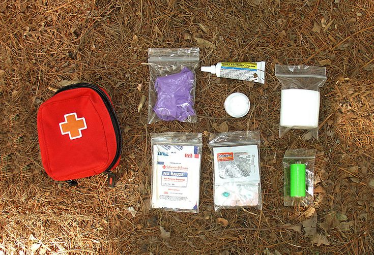 The trusty first-aid kit. While no eventing trailer seems complete without it, many have no desire to crack into theirs until disaster strikes. But knowing the contents, or better yet building your own, can ensure proper action