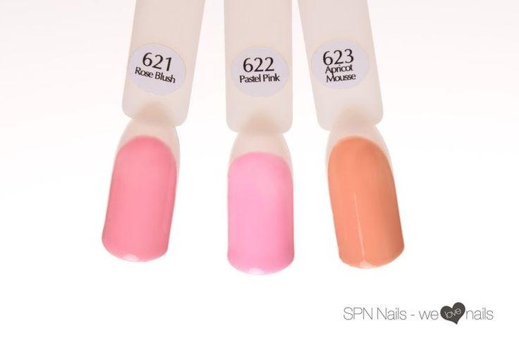 621 Rose Blush UV LaQ 4ml « Lakiery hybrydowe UV LaQ