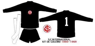 1969-Uniforme de Goleiro