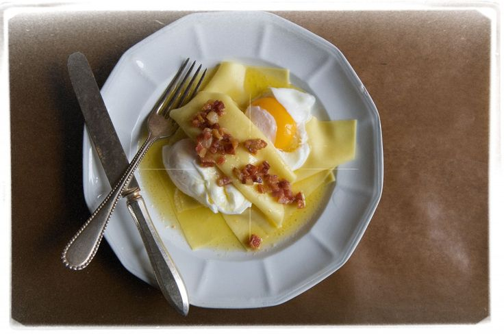 Pasta Time! A Deconstructed Carbonara Recipe — Dishmaps