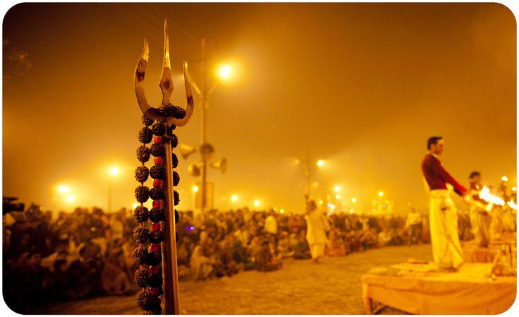 Ganga Aarathi by sandeep kumar on 500px