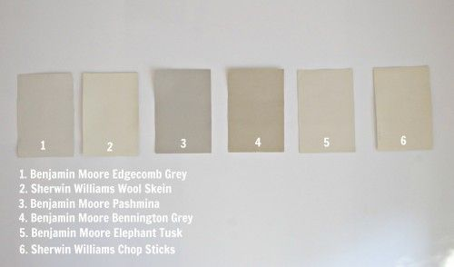 pashmina benjamin moore paint | etc painters proofs are a very neat and tidy concept